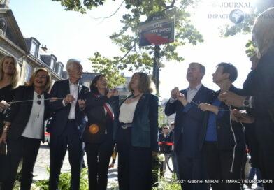 La « muse de Saint-Germain-des-Prés » a désormais une place à son nom