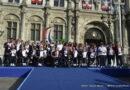 Après le drapeau olympique, place au drapeau paralympique et la tournée française