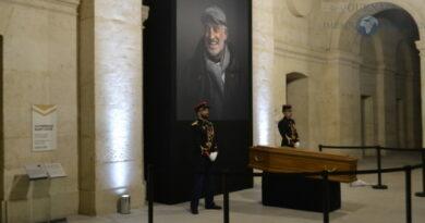 Hommage et obsèques de Jean-Paul Belmondo: un plein d'émotions