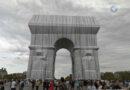L'Arc de Triomphe de Christo suscite de vives réactions